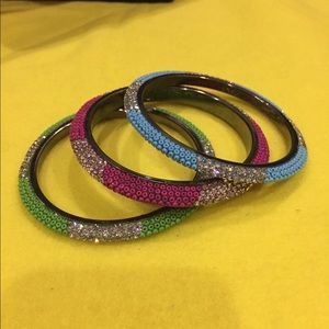 Fashion Jewelry Set of 3 Bracelets